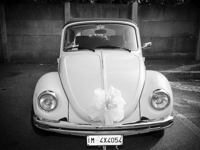 Il matrimonio di Mauro e Sara a Morimondo, Milano 56