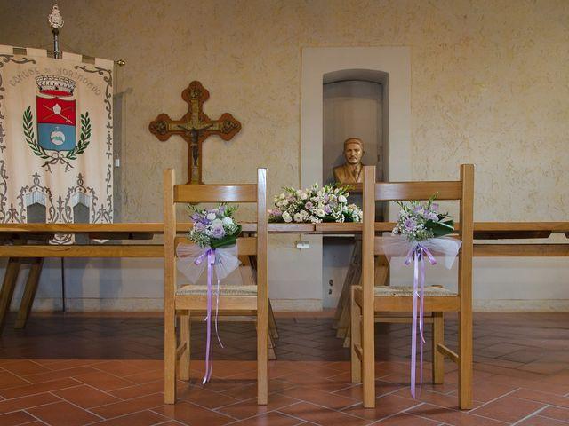 Il matrimonio di Mauro e Sara a Morimondo, Milano 58