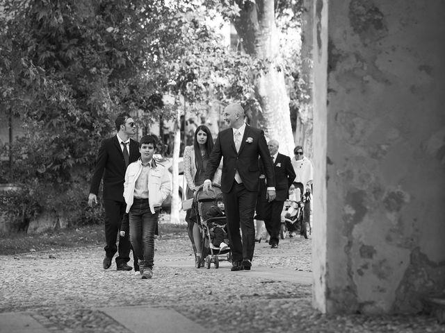Il matrimonio di Mauro e Sara a Morimondo, Milano 59