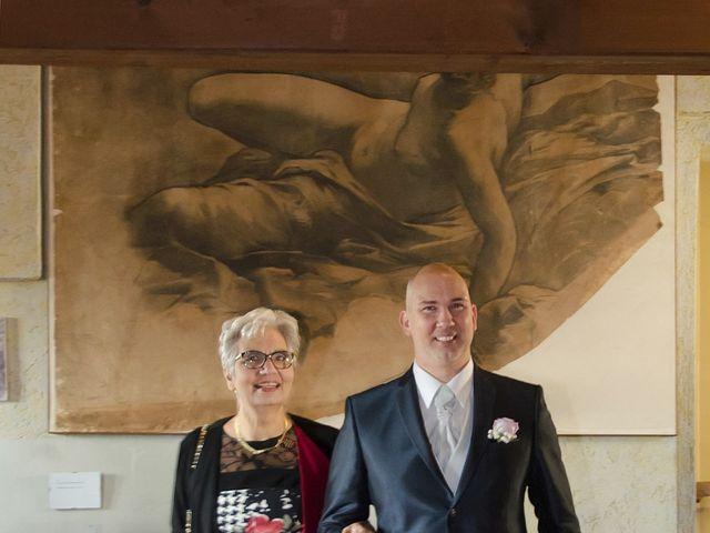 Il matrimonio di Mauro e Sara a Morimondo, Milano 60