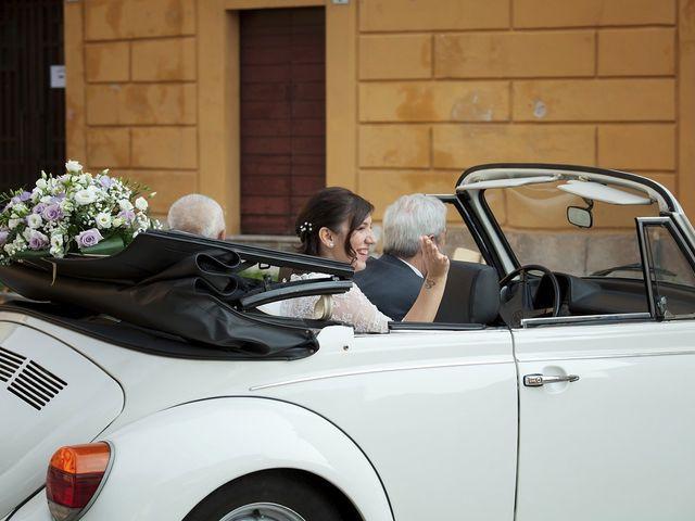 Il matrimonio di Mauro e Sara a Morimondo, Milano 62