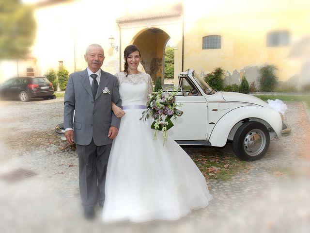 Il matrimonio di Mauro e Sara a Morimondo, Milano 63