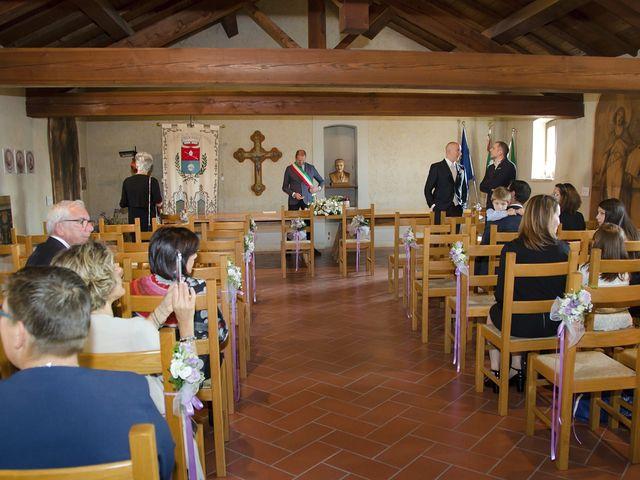Il matrimonio di Mauro e Sara a Morimondo, Milano 67