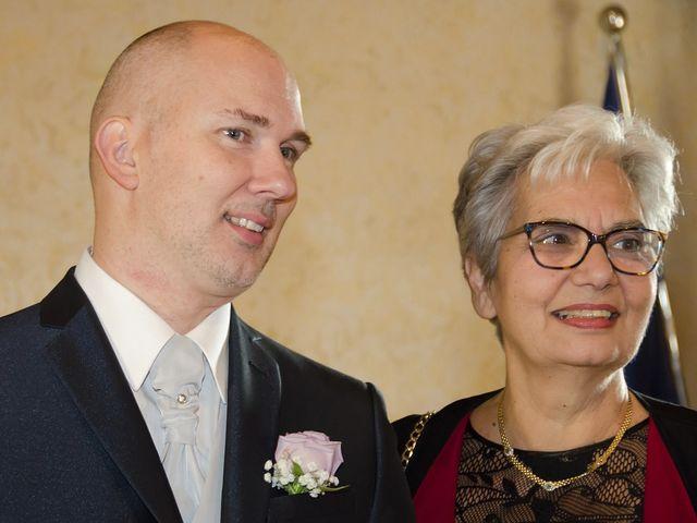Il matrimonio di Mauro e Sara a Morimondo, Milano 69