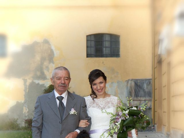 Il matrimonio di Mauro e Sara a Morimondo, Milano 70