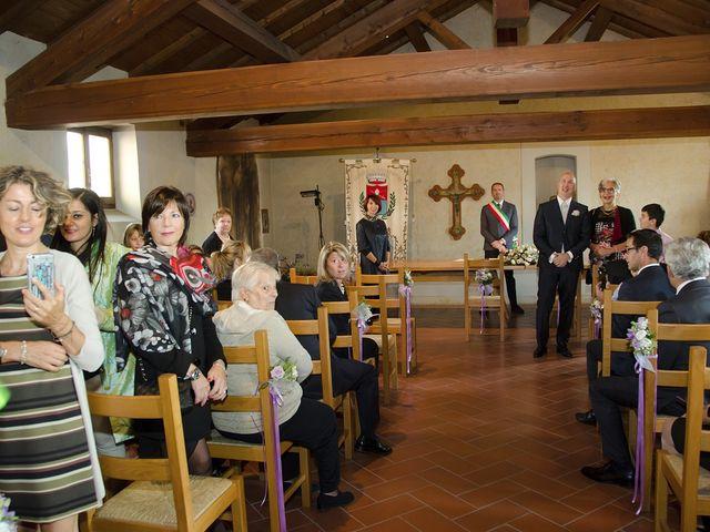 Il matrimonio di Mauro e Sara a Morimondo, Milano 72