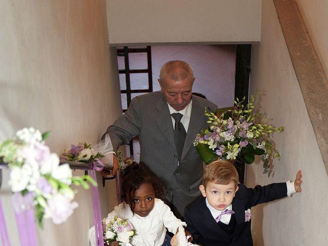 Il matrimonio di Mauro e Sara a Morimondo, Milano 73
