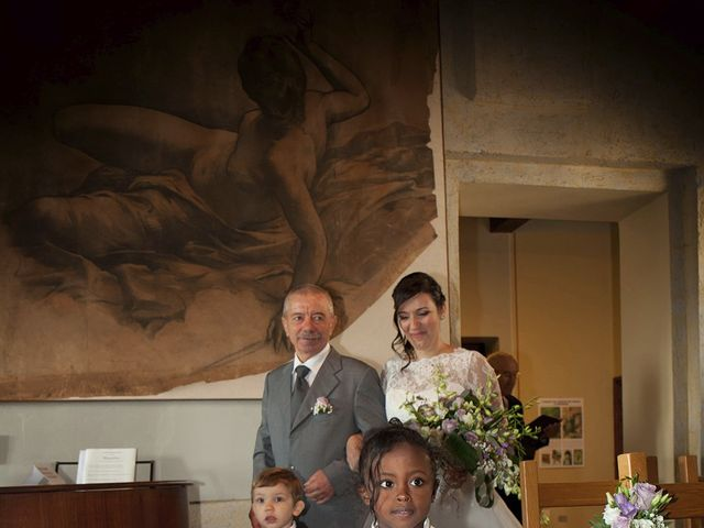 Il matrimonio di Mauro e Sara a Morimondo, Milano 75
