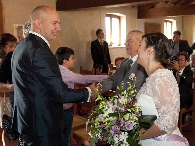 Il matrimonio di Mauro e Sara a Morimondo, Milano 78