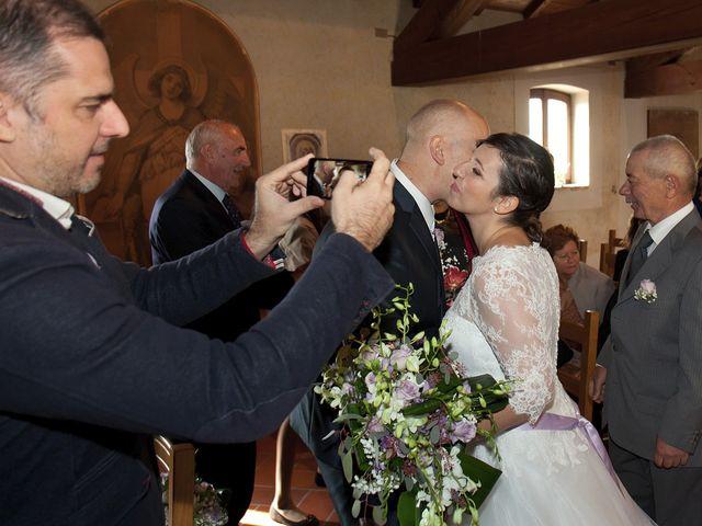 Il matrimonio di Mauro e Sara a Morimondo, Milano 79