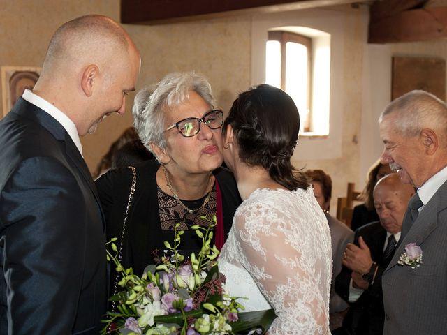 Il matrimonio di Mauro e Sara a Morimondo, Milano 80