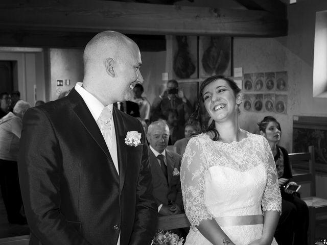 Il matrimonio di Mauro e Sara a Morimondo, Milano 81