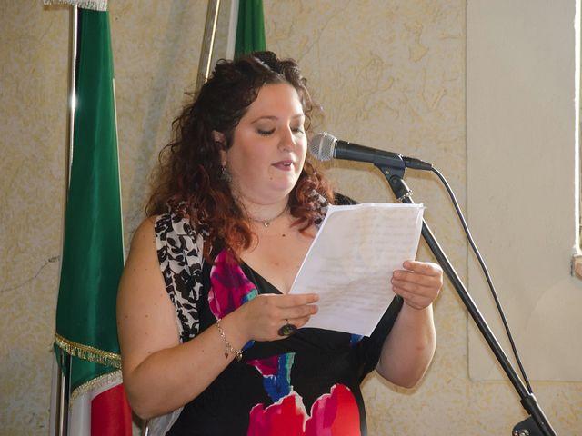 Il matrimonio di Mauro e Sara a Morimondo, Milano 82