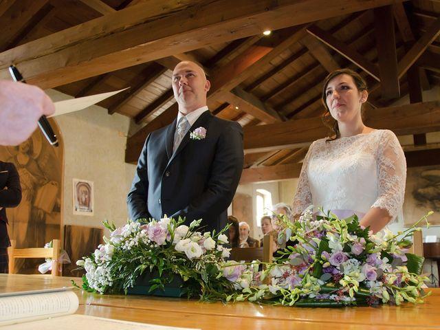 Il matrimonio di Mauro e Sara a Morimondo, Milano 85