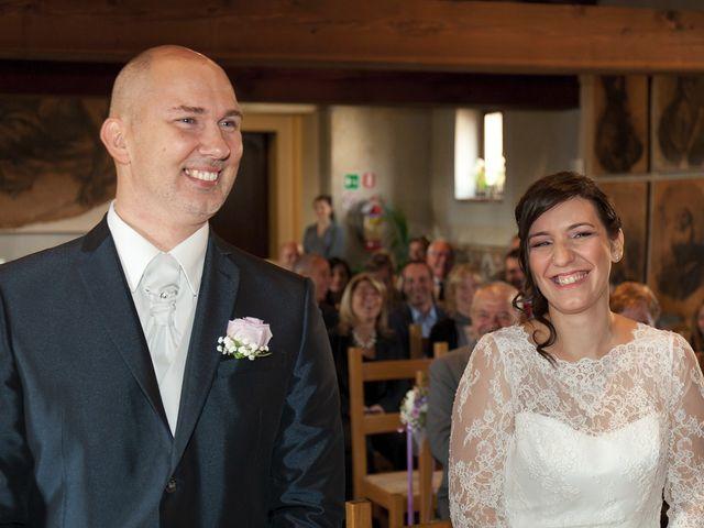 Il matrimonio di Mauro e Sara a Morimondo, Milano 86