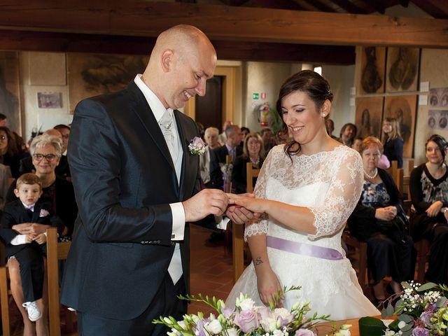 Il matrimonio di Mauro e Sara a Morimondo, Milano 89