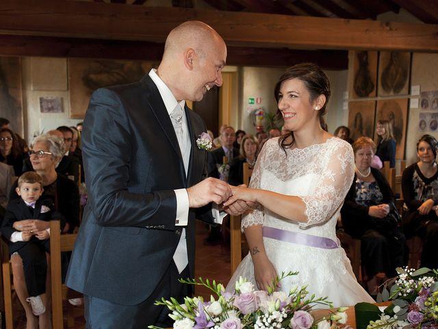 Il matrimonio di Mauro e Sara a Morimondo, Milano 90