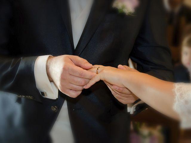 Il matrimonio di Mauro e Sara a Morimondo, Milano 91