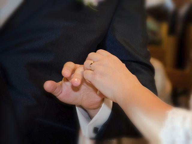 Il matrimonio di Mauro e Sara a Morimondo, Milano 95