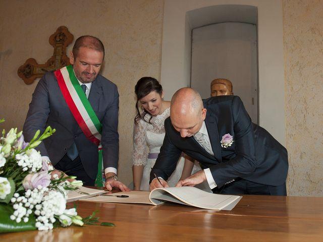 Il matrimonio di Mauro e Sara a Morimondo, Milano 97