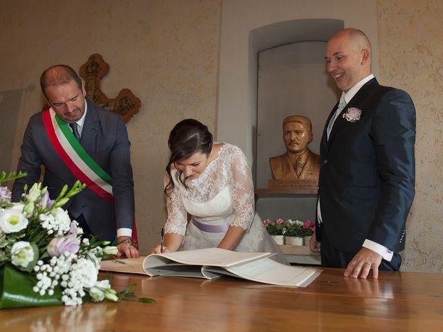 Il matrimonio di Mauro e Sara a Morimondo, Milano 98