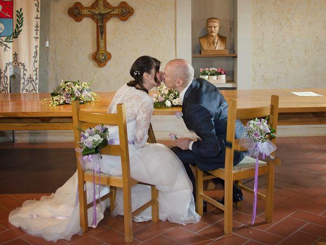 Il matrimonio di Mauro e Sara a Morimondo, Milano 99