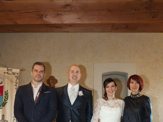 Il matrimonio di Mauro e Sara a Morimondo, Milano 100