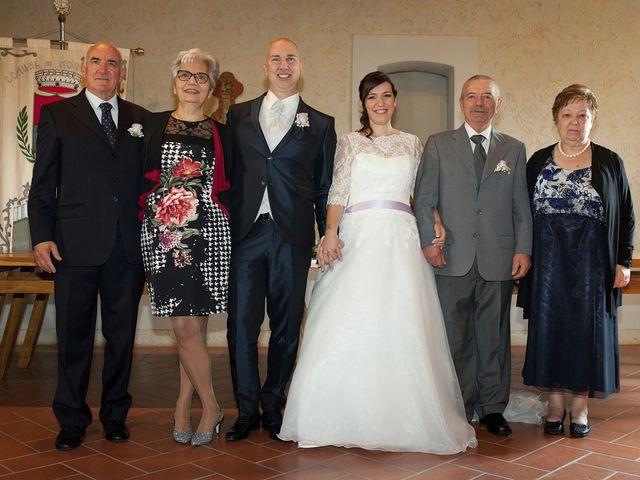 Il matrimonio di Mauro e Sara a Morimondo, Milano 101