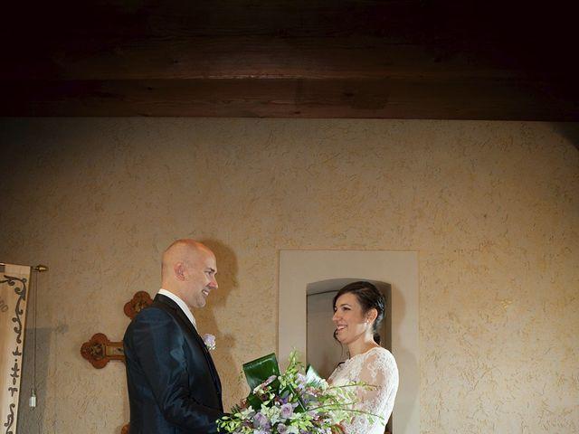 Il matrimonio di Mauro e Sara a Morimondo, Milano 103