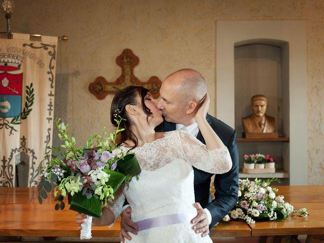 Il matrimonio di Mauro e Sara a Morimondo, Milano 105