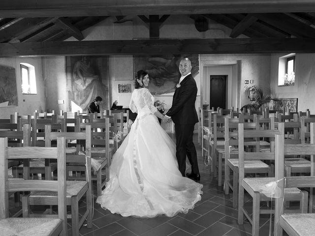 Il matrimonio di Mauro e Sara a Morimondo, Milano 107