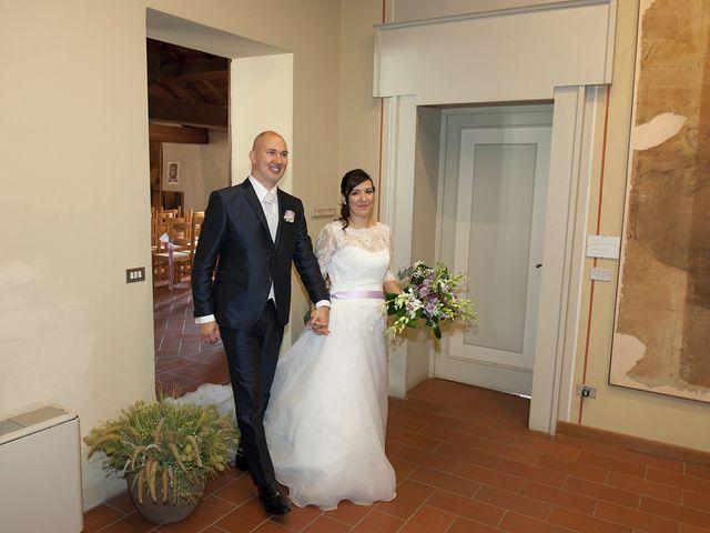 Il matrimonio di Mauro e Sara a Morimondo, Milano 110