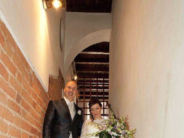 Il matrimonio di Mauro e Sara a Morimondo, Milano 111