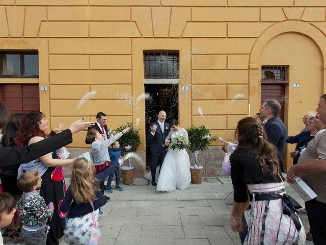 Il matrimonio di Mauro e Sara a Morimondo, Milano 112
