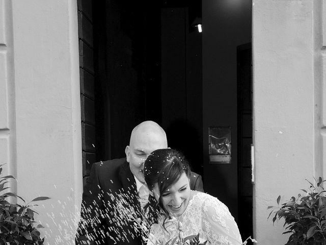Il matrimonio di Mauro e Sara a Morimondo, Milano 114