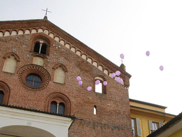 Il matrimonio di Mauro e Sara a Morimondo, Milano 119