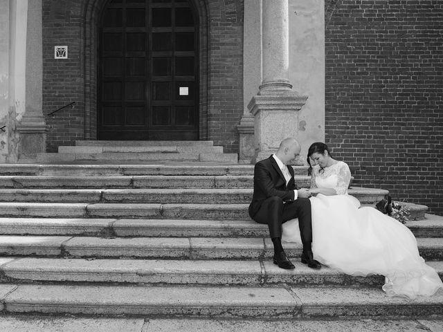 Il matrimonio di Mauro e Sara a Morimondo, Milano 121