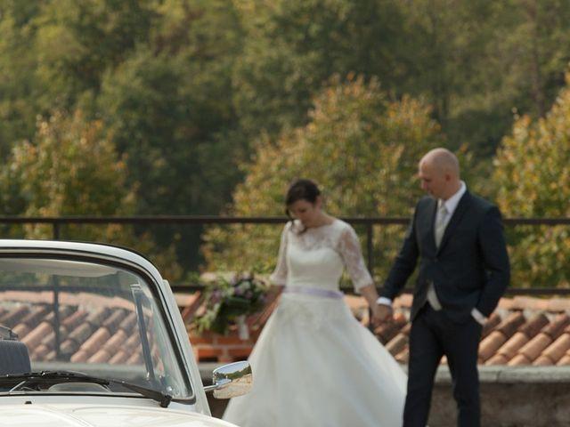 Il matrimonio di Mauro e Sara a Morimondo, Milano 123