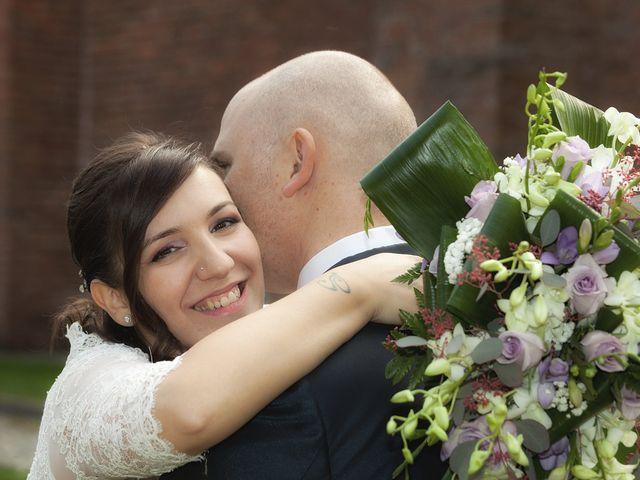 Il matrimonio di Mauro e Sara a Morimondo, Milano 131