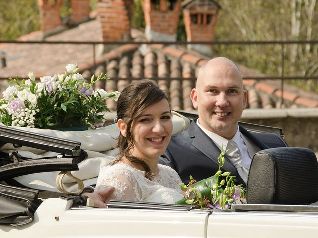 Il matrimonio di Mauro e Sara a Morimondo, Milano 133