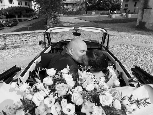 Il matrimonio di Mauro e Sara a Morimondo, Milano 134