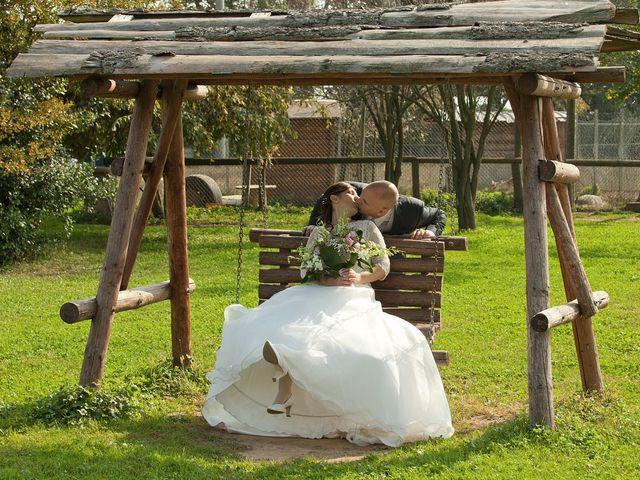 Il matrimonio di Mauro e Sara a Morimondo, Milano 147