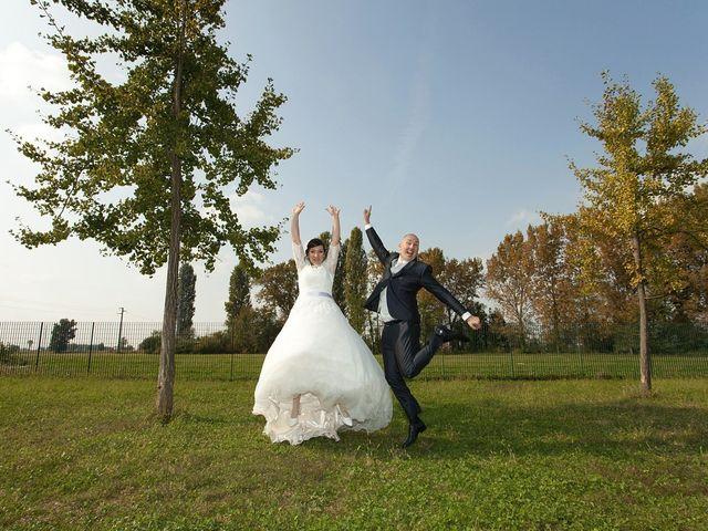 Il matrimonio di Mauro e Sara a Morimondo, Milano 2