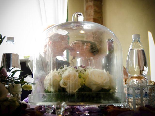Il matrimonio di Mauro e Sara a Morimondo, Milano 151