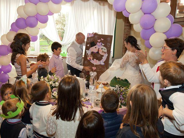 Il matrimonio di Mauro e Sara a Morimondo, Milano 162