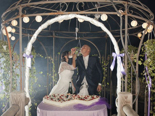 Il matrimonio di Mauro e Sara a Morimondo, Milano 177