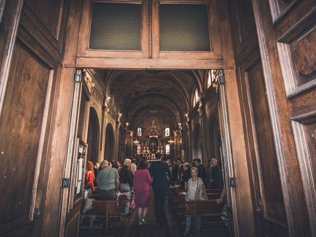 Il matrimonio di Massimiliano e Silvia a Briga Novarese, Novara 9