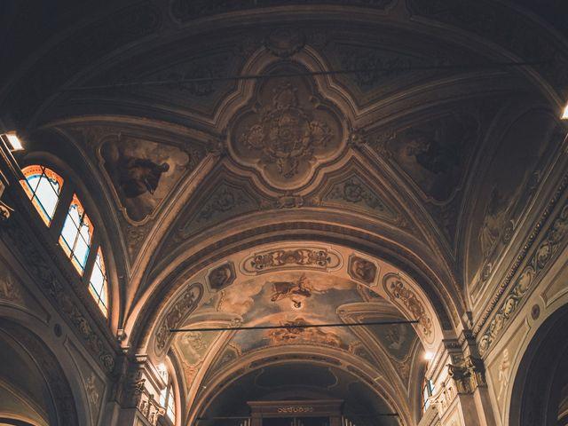 Il matrimonio di Massimiliano e Silvia a Briga Novarese, Novara 10