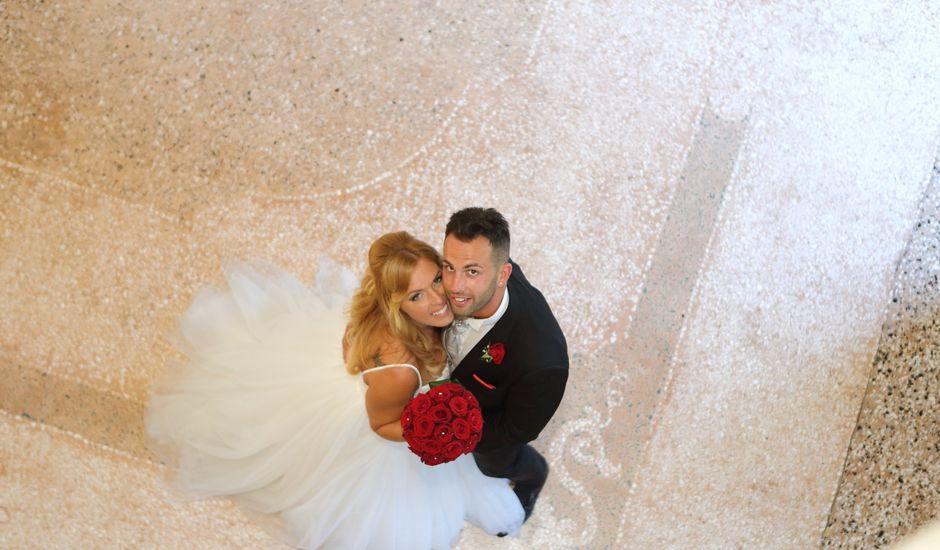 Il matrimonio di Raffaele e Ileana a Venezia, Venezia