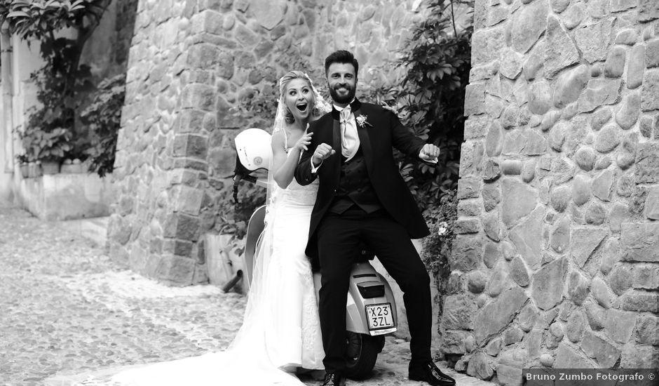 Il matrimonio di Mario e Mariaelisa a Reggio di Calabria, Reggio Calabria